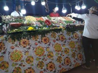 Avis - stands alimentaires Marrakech