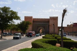 Brama Bab el-Khemis