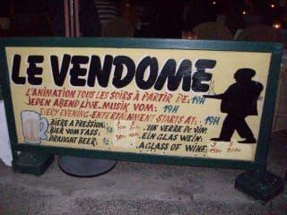 Reviews- Le Vendome Restaurant