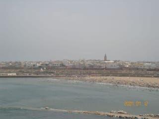 Oudayas Beach