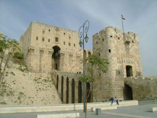 Cytadela w Aleppo