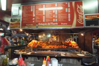 Reviews- Mercado del Puerto Restaurant