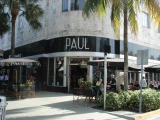 Kawiarnia Paul Bakery