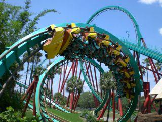 Reviews- Busch Gardens Amusement Park