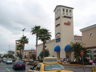 Centrum handlowe Orlando Premium Outlet