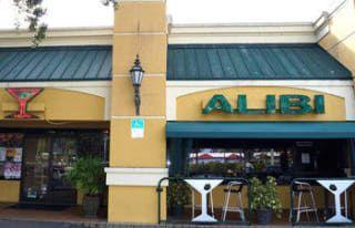 Bar Café Georgie's Alibi