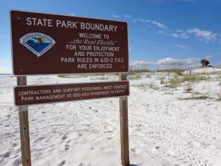 Park miejski Henderson Beach