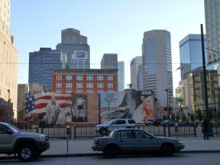 Dzielnica Lower Downtown w Denver