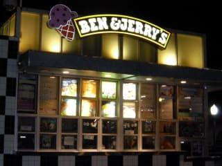 Kawiarnia Ben & Jerry's