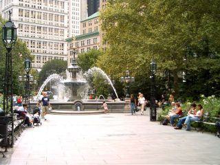 Reviews- Bryant Park