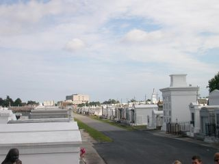 Reviews- St. Louis Cemetery