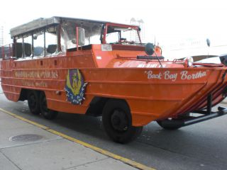 Recensioni - Boston Duck Tours