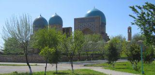 Avis - Mosquée Kok Gumbaz