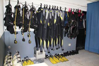 Centrum nurkowania Hotel Ocean World