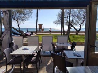 Reviews- Beach Snack at Petra