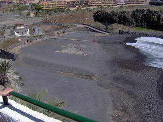 Callao Salvaje Plaża