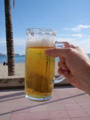Restauracja Beach Club Paguera