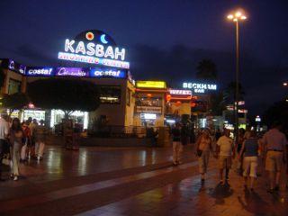 Kasbah - nocne życie
