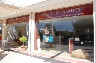 Salon Magic of Beauty