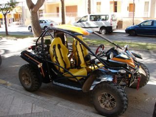 Avis - Location de Buggy Xperience Can Picafort