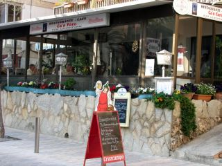 Reviews- Zum Leuchtturm / C' an Faro Restaurant