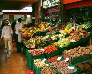 Markthalle Puerto De La Cruz In Puerto De La Cruz
