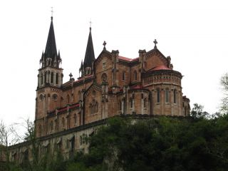 Reviews- Church Covadonga