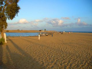 Recenze Pláž Maspalomas