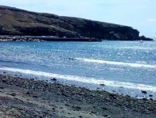 Plaża Pozo Negro
