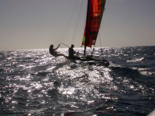 Wycieczki Katamaranem Costa Calma