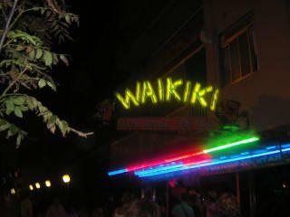 Bar Waikiki