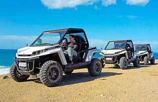 Beoordelingen - Buggy und Quad-Tour Xtreme Car Rental Costa Calma