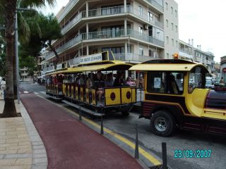Reviews- Tourist train Colonia Sant Jordi