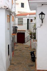 Stare miasto Cómpeta