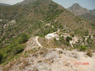 Park Narodowy Sierra de Tejeda