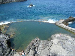 piscine naturelle tenerife