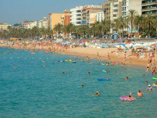 Plaża Lloret de Mar