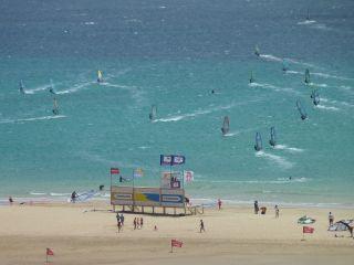 Avis - Planche à voile Costa Calma