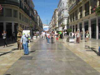 Calle Marques De Larios In Malaga Holidaycheck