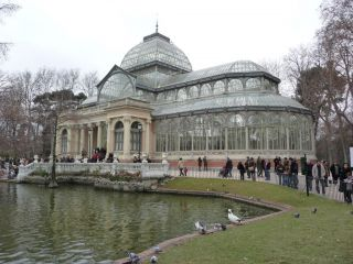 Avis - Palacio de Cristal