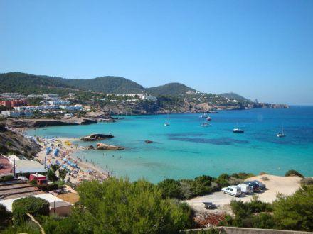 Plaża Cala Tarida