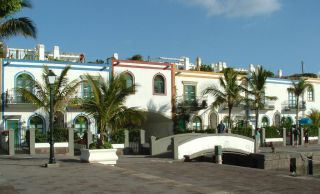 Centrum Puerto de Mogan