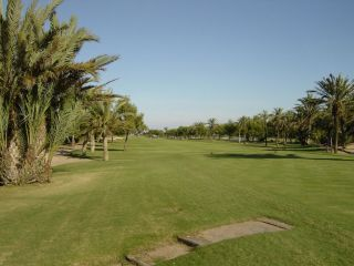 Pola golfowe La Manga Resort
