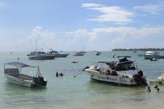 Nurkowanie Divers'Ocean Trou aux Biches