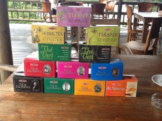 Reviews- Bois Cheri Tea Factory