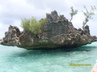 Wyspa Ilot Malais