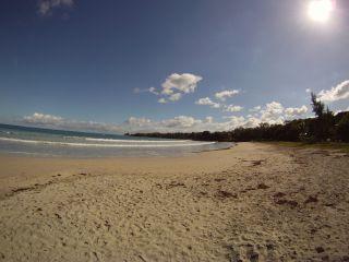 Plaża Tamarin