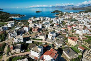 Plaża Ksamil