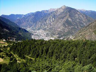 Vall del Madriu Perafita-Clavor