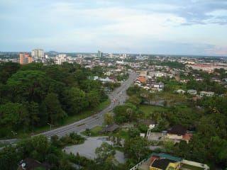 Jalan Padungan